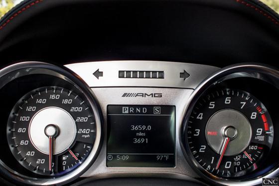 2014 Mercedes-Benz SLS AMG Black Series