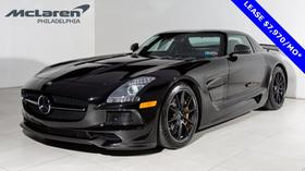 2014 Mercedes-Benz SLS AMG Black Series:20 car images available