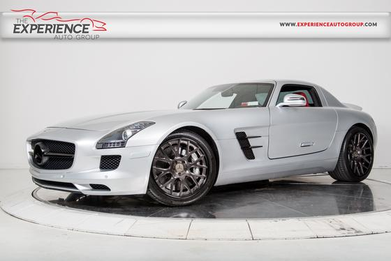 2011 Mercedes-Benz SLS AMG Coupe:24 car images available