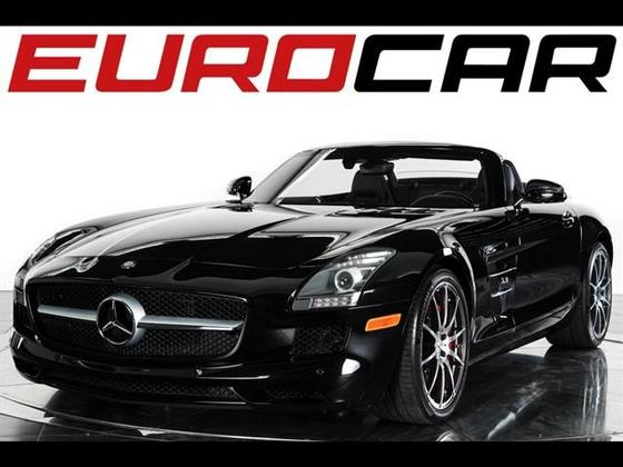 2012 Mercedes-Benz SLS AMG Coupe:12 car images available