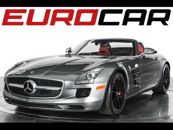2012 Mercedes-Benz SLS AMG Coupe:22 car images available