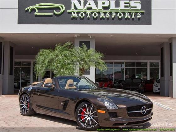 2014 Mercedes-Benz SLS AMG Coupe:24 car images available