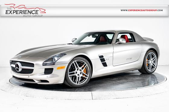 2011 Mercedes-Benz SLS AMG Coupe:21 car images available