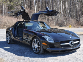2011 Mercedes-Benz SLS AMG Coupe:29 car images available