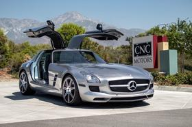 2012 Mercedes-Benz SLS AMG Coupe:24 car images available