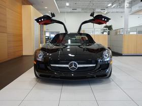 2012 Mercedes-Benz SLS AMG Coupe