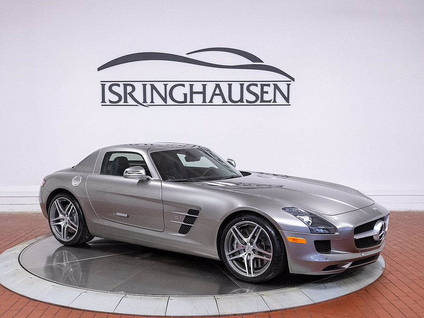 2011 Mercedes-Benz SLS AMG Coupe:23 car images available
