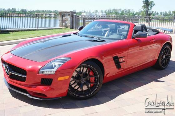 2015 Mercedes-Benz SLS AMG GT Final Edition:24 car images available