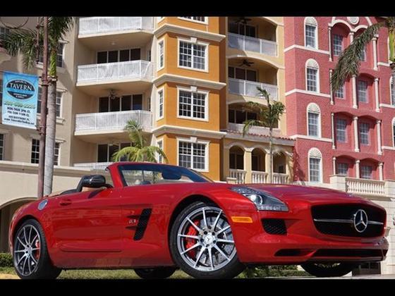 2013 Mercedes-Benz SLS AMG GT Roadster:24 car images available