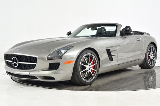 2014 Mercedes-Benz SLS AMG GT Roadster:24 car images available