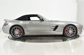 2014 Mercedes-Benz SLS AMG GT Roadster