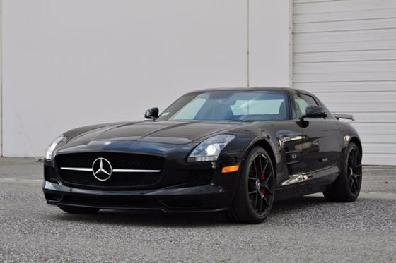 2015 Mercedes-Benz SLS AMG GT:24 car images available