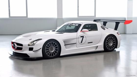 2014 Mercedes-Benz SLS AMG GT:21 car images available