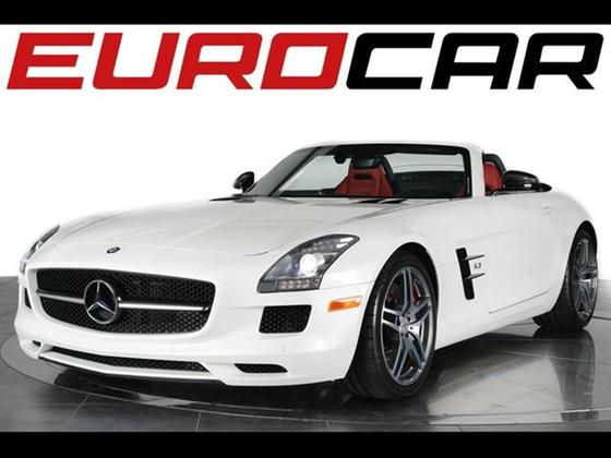 2014 Mercedes-Benz SLS AMG GT:24 car images available