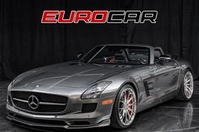 2014 Mercedes-Benz SLS AMG GT:24 car images available