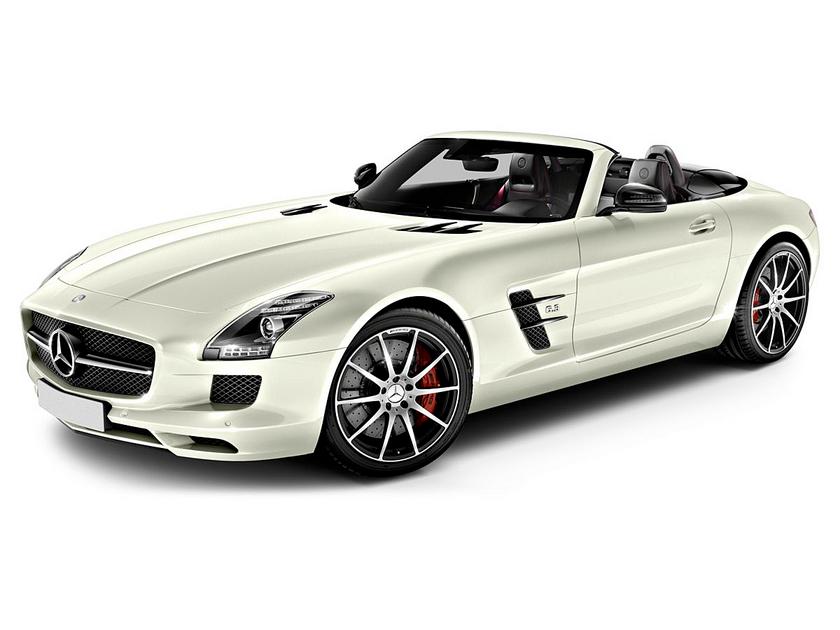 2014 Mercedes-Benz SLS AMG GT : Car has generic photo
