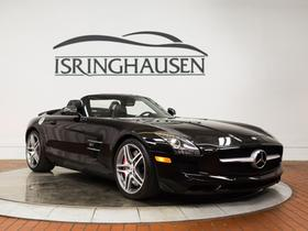 2012 Mercedes-Benz SLS AMG Roadster:20 car images available
