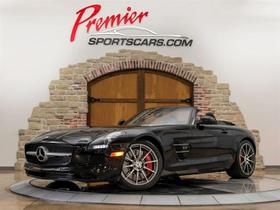 2012 Mercedes-Benz SLS AMG Roadster:24 car images available