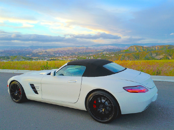 2012 Mercedes-Benz SLS AMG Roadster:22 car images available