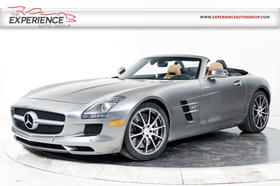 2012 Mercedes-Benz SLS AMG Roadster:24 car images available