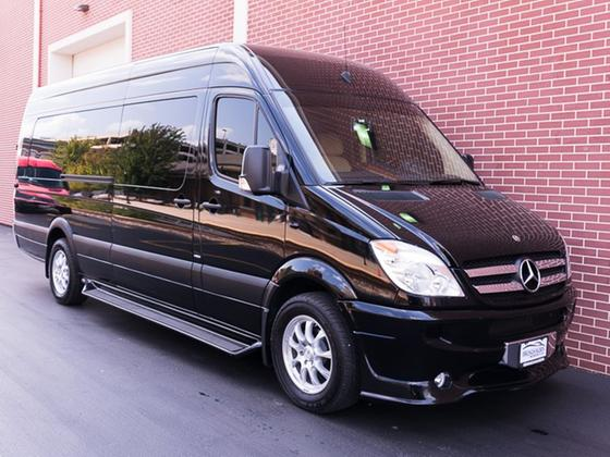 2012 Mercedes-Benz Sprinter :23 car images available