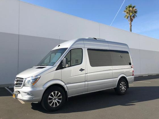 2014 Mercedes-Benz Sprinter :24 car images available