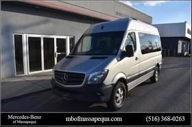 2016 Mercedes-Benz Sprinter :22 car images available