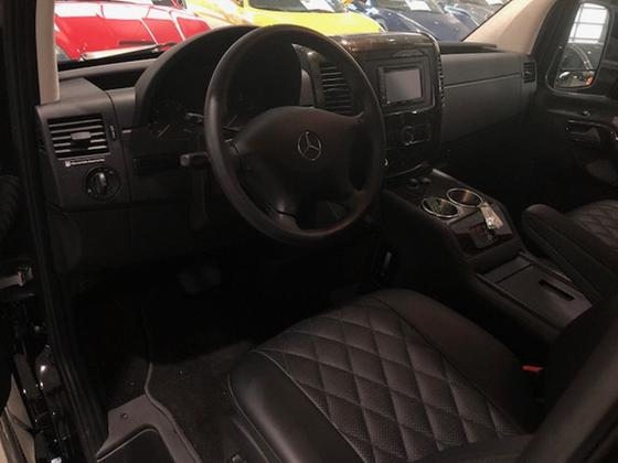2017 Mercedes-Benz Sprinter