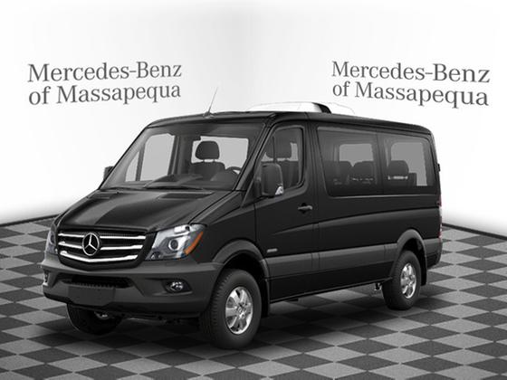 2018 Mercedes-Benz Sprinter :2 car images available