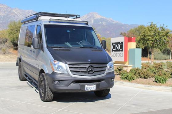 2015 Mercedes-Benz Sprinter :24 car images available