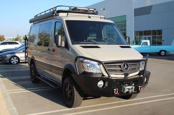2017 Mercedes-Benz Sprinter :24 car images available
