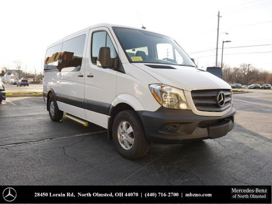 2017 Mercedes-Benz Sprinter 2500:16 car images available