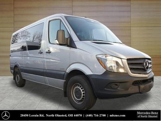 2016 Mercedes-Benz Sprinter 2500:16 car images available
