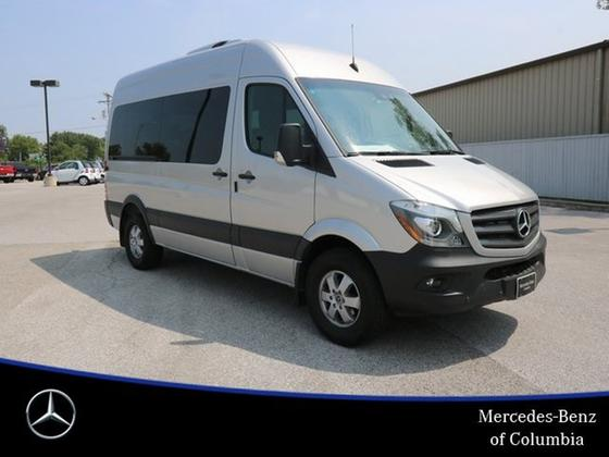 2018 Mercedes-Benz Sprinter 2500:14 car images available
