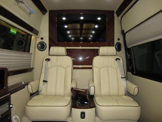2017 Mercedes-Benz Sprinter 2500
