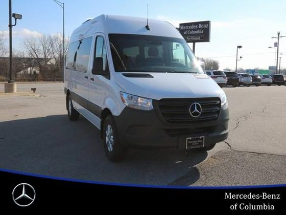2019 Mercedes-Benz Sprinter 2500:21 car images available