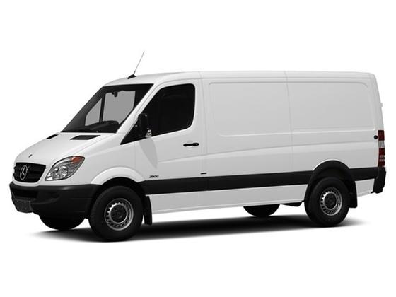 2013 Mercedes-Benz Sprinter 2500 : Car has generic photo