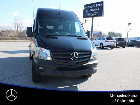 2018 Mercedes-Benz Sprinter 2500:21 car images available