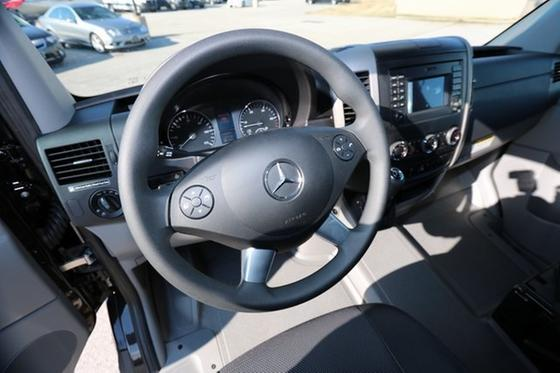 2018 Mercedes-Benz Sprinter 2500