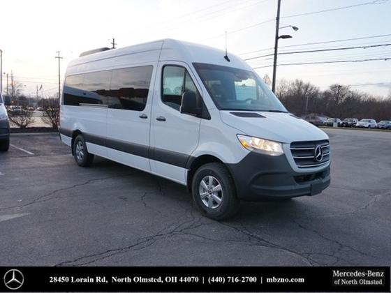 2019 Mercedes-Benz Sprinter 2500:19 car images available