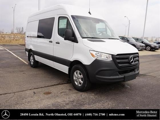 2019 Mercedes-Benz Sprinter 2500:16 car images available