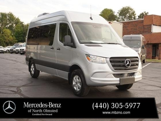2019 Mercedes-Benz Sprinter 2500:18 car images available