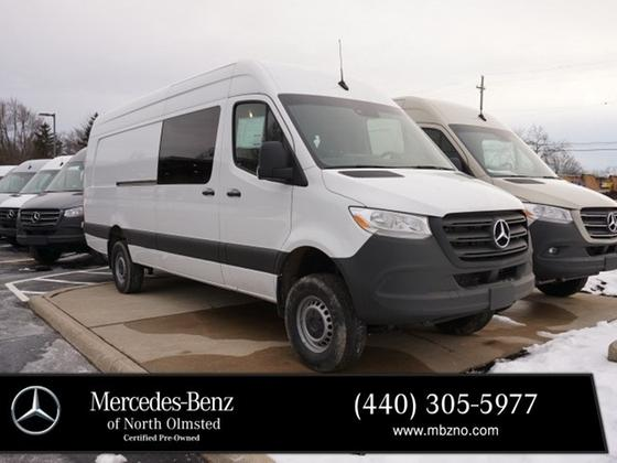 2019 Mercedes-Benz Sprinter 2500:17 car images available