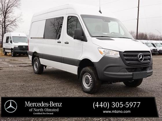 2019 Mercedes-Benz Sprinter 2500:15 car images available