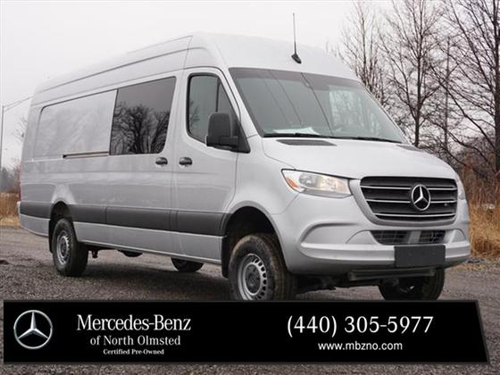 2019 Mercedes-Benz Sprinter 2500:14 car images available
