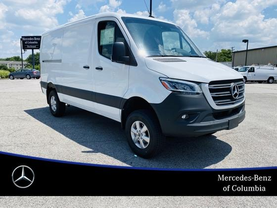 2020 Mercedes-Benz Sprinter 2500:24 car images available