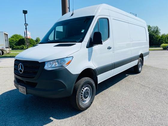 2020 Mercedes-Benz Sprinter 2500