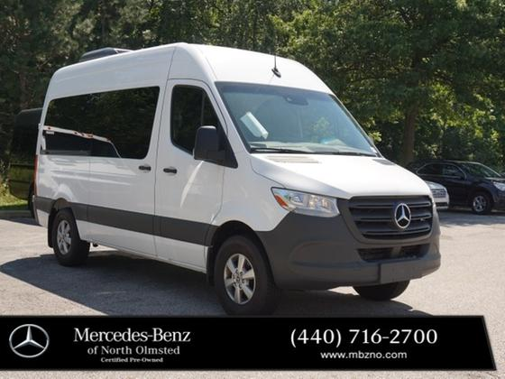 2019 Mercedes-Benz Sprinter 2500:20 car images available