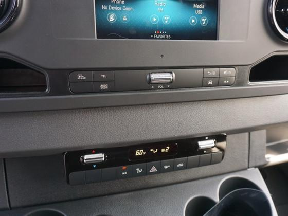 2020 Mercedes-Benz Sprinter 2500
