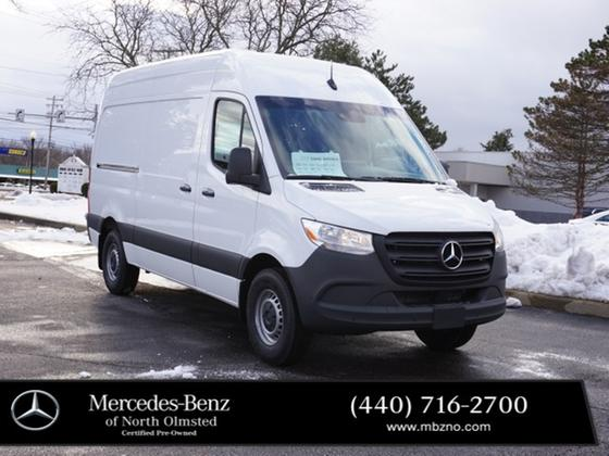 2020 Mercedes-Benz Sprinter 2500:15 car images available